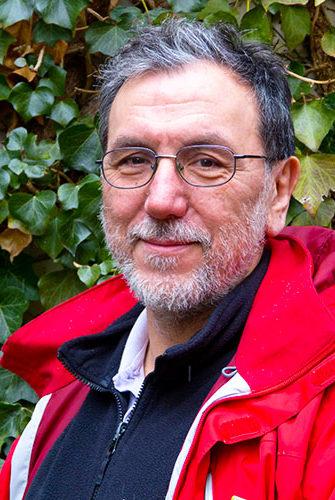 Christof Mock – Christof Mock ist Erster Vorsitzender der Mitarbeitervertretung
